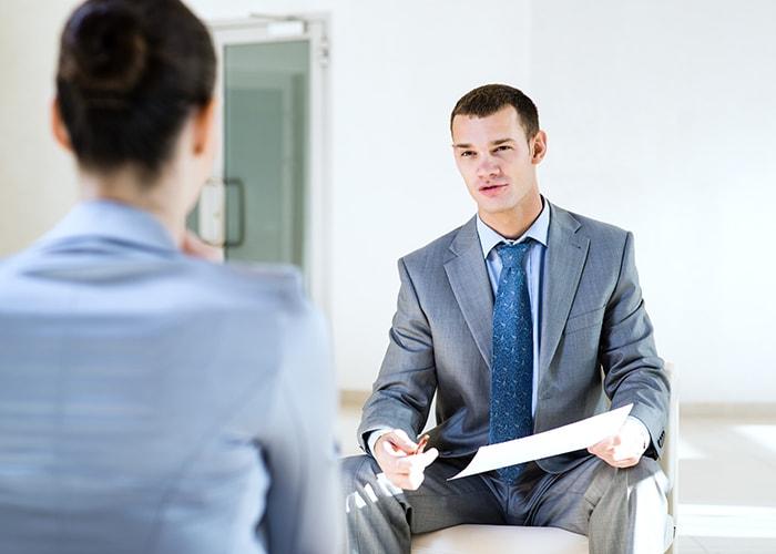 Cuộc phỏng vấn tuyển dụng