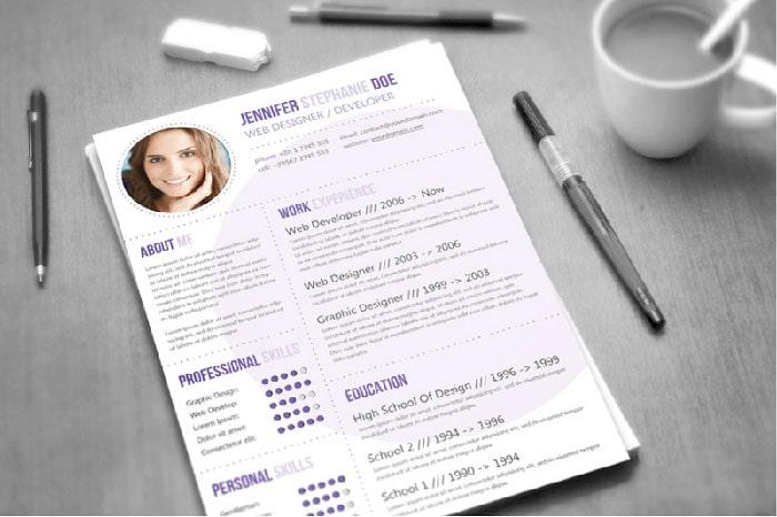 Cách làm bạn có bản CV đẹp khi còn thiếu kinh nghiệm