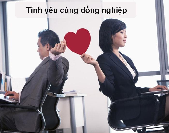 Tình yêu cùng đồng nghiệp – nên hay không nên?