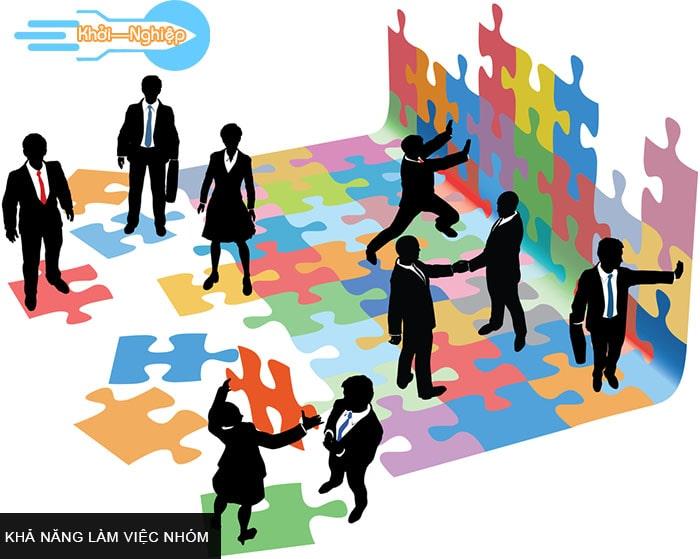 Khả năng làm việc nhóm