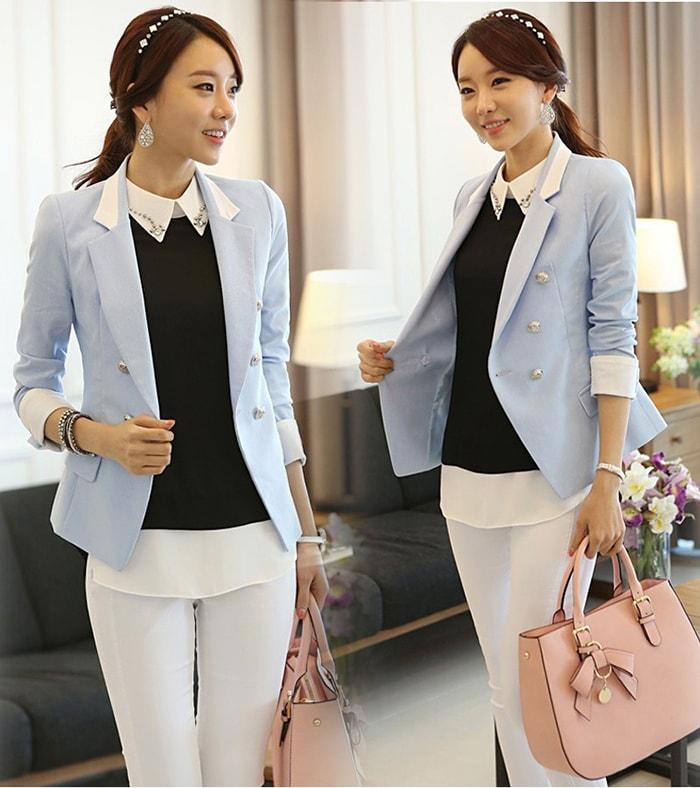 Trang phục công sở nữ giới