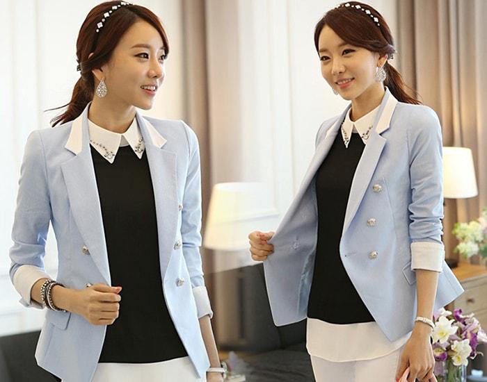 Trang phục công sở – Cách ăn mặc phù hợp nơi công sở cho nữ giới