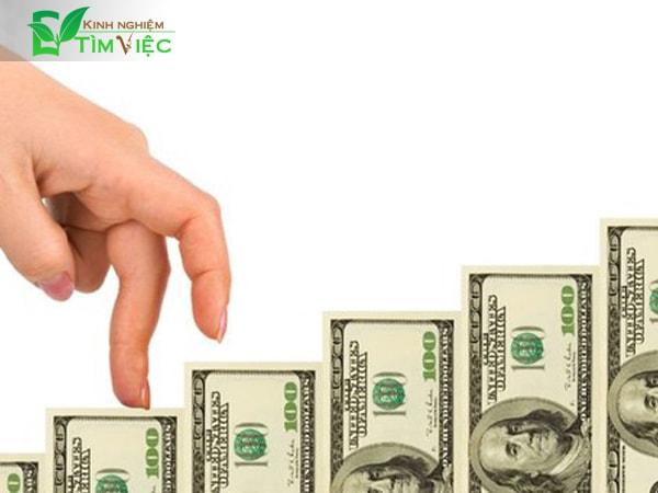 Cần cân nhắc kĩ về mức lương bạn mong muốn