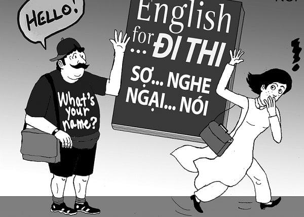 Tập trung quá nhiều vào ngữ pháp cũng là một sai lầm