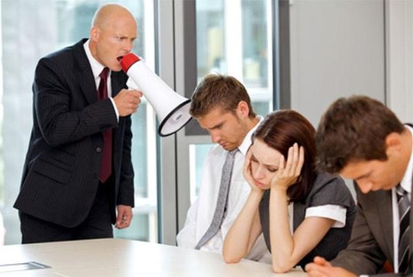 Mối quan hệ giữa bạn với sếp không thể cứu vãn