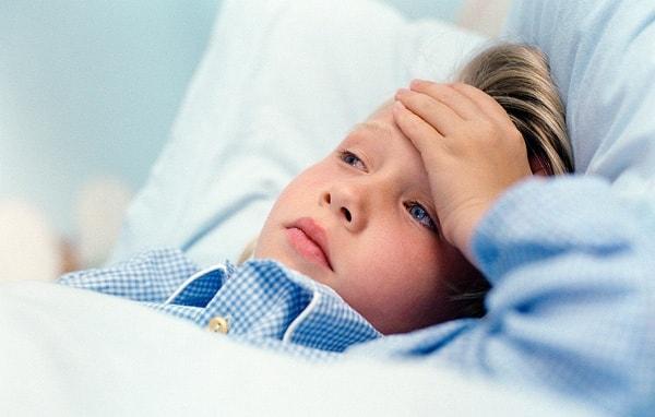 dấu hiệu u não ở trẻ em 1