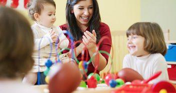10 lời khuyên về nghề giữ trẻ tại nhà cho người yêu trẻ
