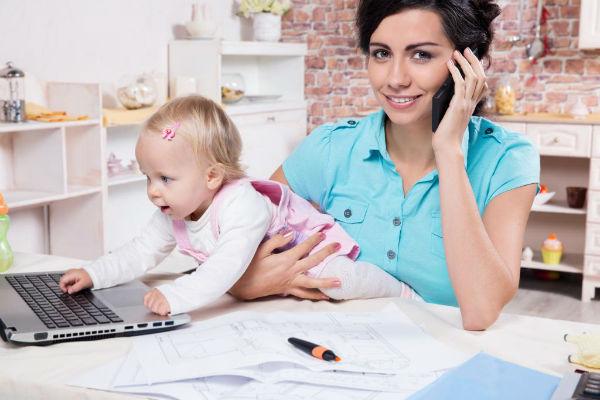Bán hàng online là một công việc phù hợp cho bà nội trợ
