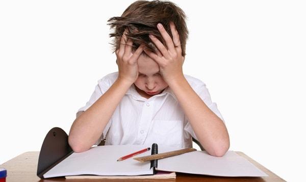 biểu hiện của bệnh trầm cảm ở trẻ em 4