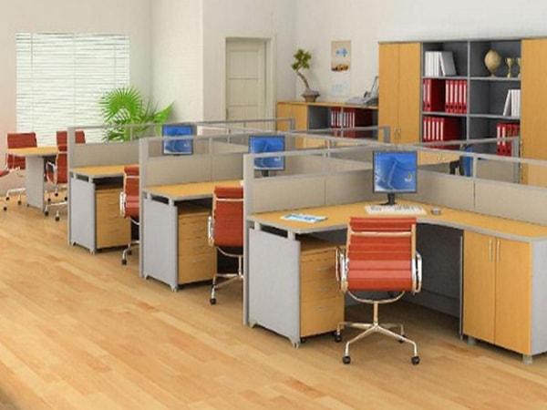 Chọn bàn ghế làm việc phù hợp là cách giúp bạn phòng tránh bệnh cận thị hiệu quả