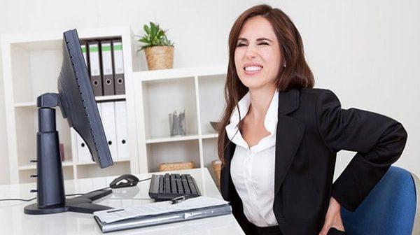 ghế văn phòng chống đau lưng