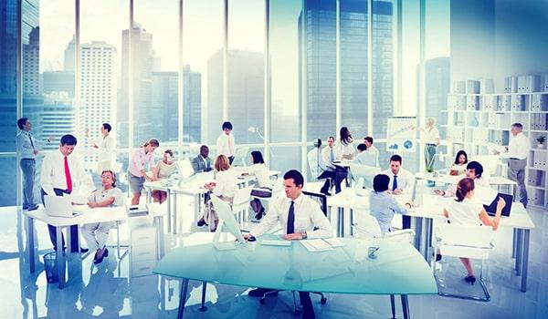 Môi trường làm việc chuyên nghiệp sẽ thu hút nhân sự