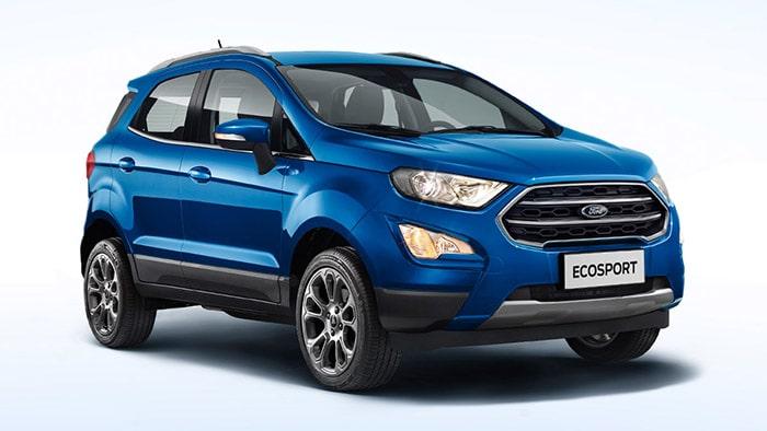 Mẫu xe Ford Ecosport Titanium có khả năng vận hành tốt