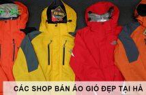 5 shop bán áo gió đẹp tại Hà Nội bạn nên mua 1