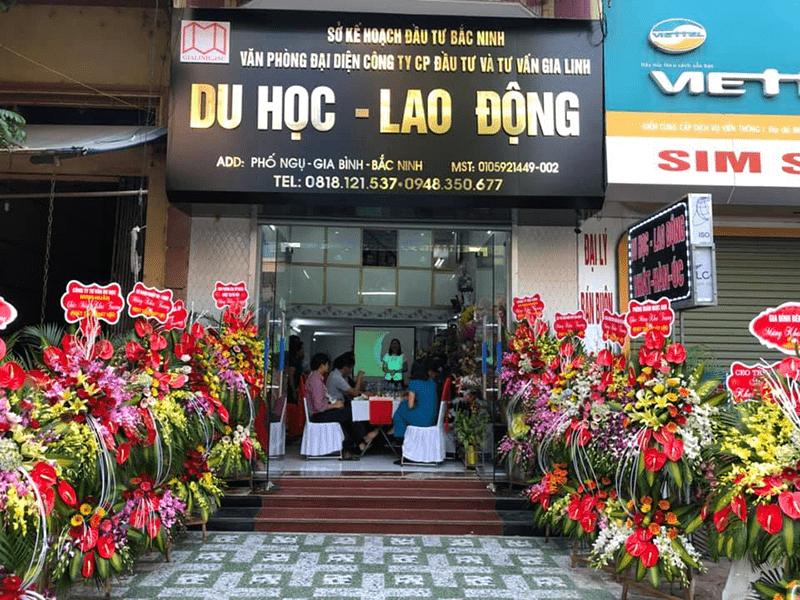 Trung tâm tư vấn du học Gia Linh tại Bắc Ninh