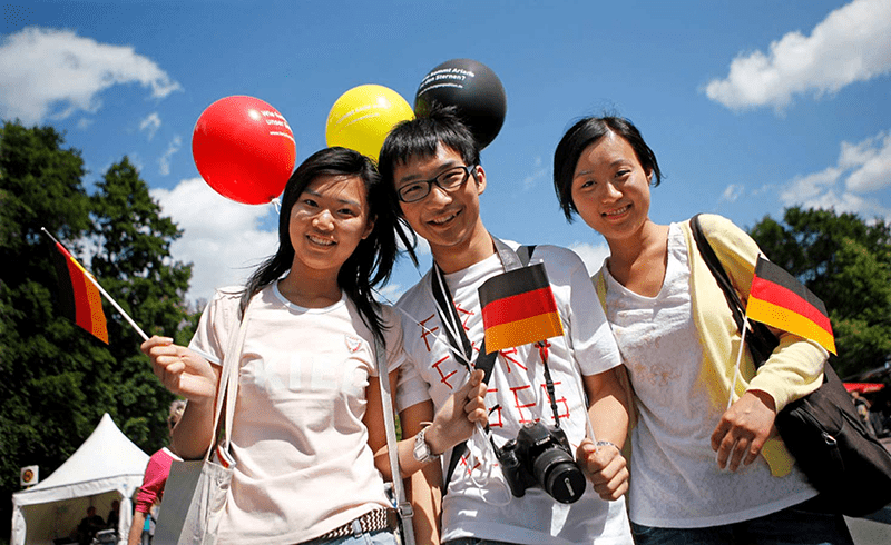 Du học tại Đức là ước mơ của nhiều bạn học sinh