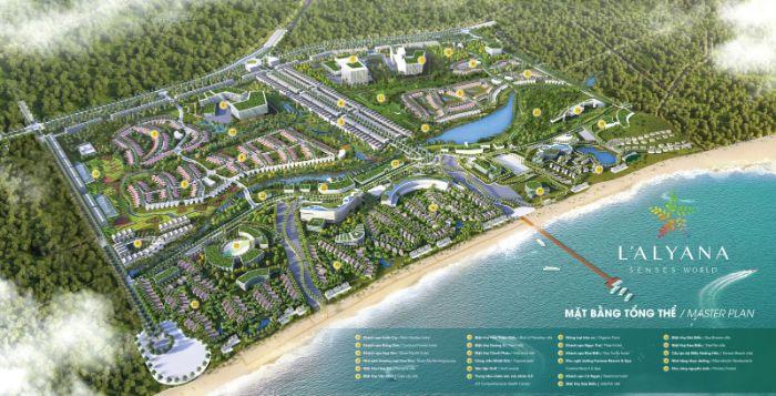 Dự án nào ở Phú Quốc đang HOT? Dự án L'Alyana Senses World